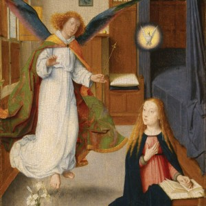 Gerard David – The Annunciation