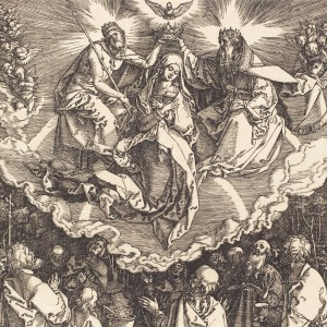 Albrecht Dürer – The Assumption and Coronation of the Virgin