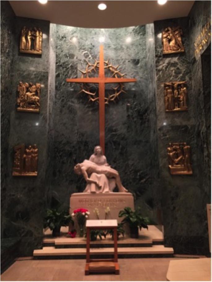 Honoring Mary: Scholarship, Art, & Faith � Pilgrims Guide & Map