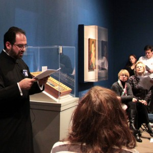 Rev. Dr. Stefanos Alexopoulos lecture Mary as Woman, Mother and Idea in the Byzantine Tradition