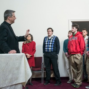 Very Rev. Mark Morozowich, Associate Professor of Liturgical Studies, Acting Provost