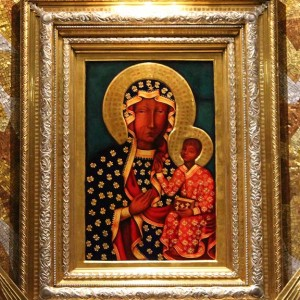 icon of Our Lady of Czestochowa